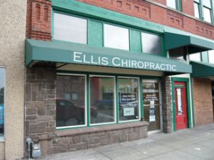 Street View Of Ellis Chiropractic In Puyallup